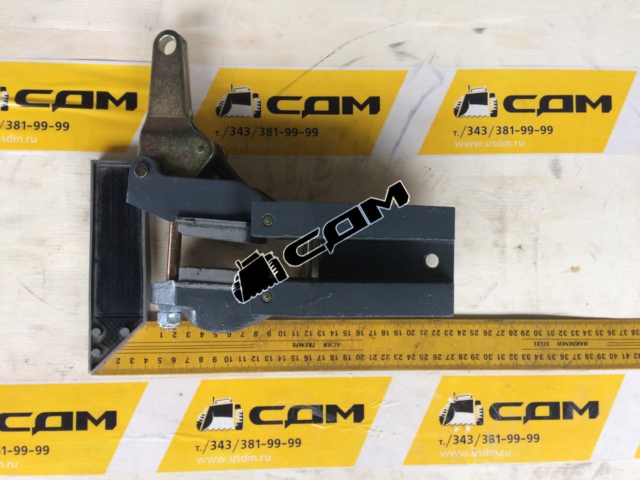 Суппорт парковочного тормоза в сборе с колодками CDM 855  TC5Z